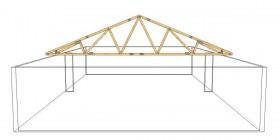 Acoperisuri pentru case executate din lemn sau metal - Acoperisuri si mansardari pe structura metalica sau din lemn - MEXI