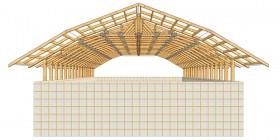 Mansardari din lemn sau metal - Acoperisuri si mansardari pe structura metalica sau din lemn - MEXI