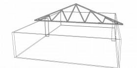 Acoperisuri industriale - Acoperisuri si mansardari pe structura metalica sau din lemn - MEXI
