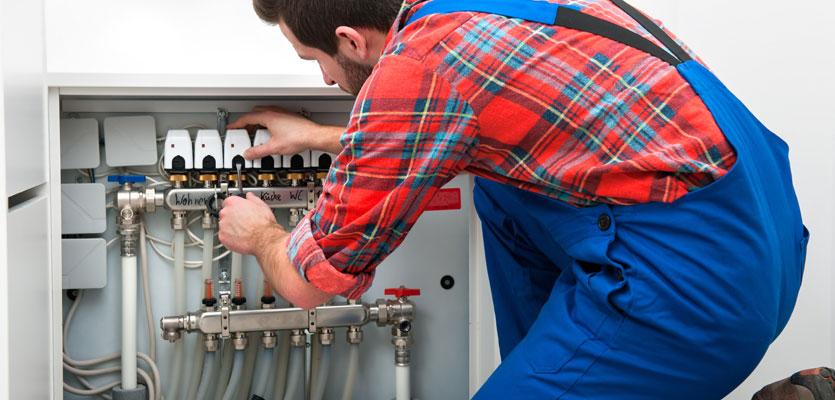 Distribuitoare de incalzire in pardoseala - Cum putem conecta distribuitoarele de incalzire in pardoseala la centrala