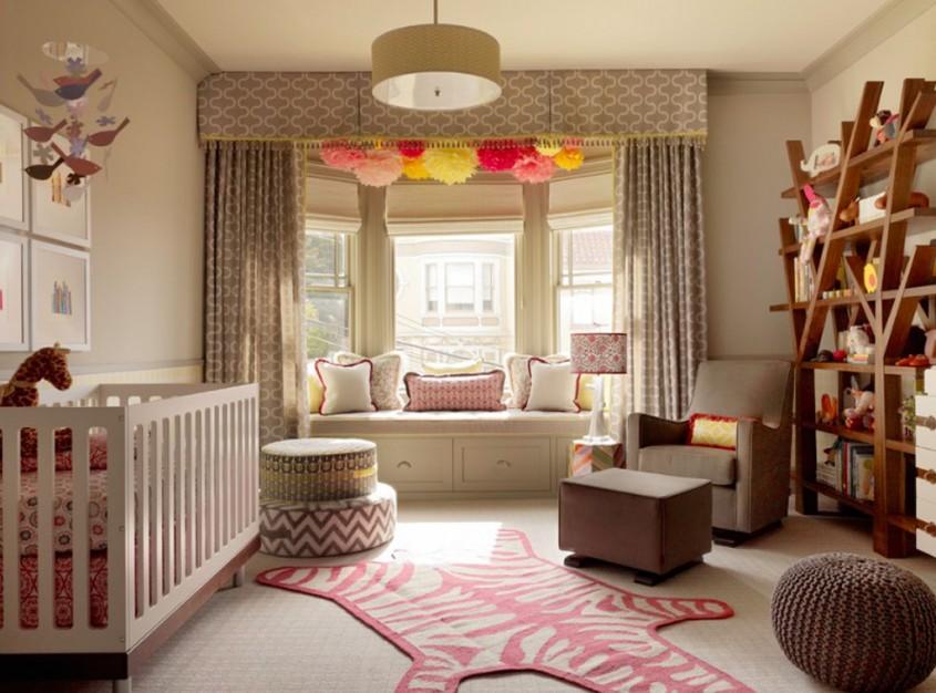 Cum amenajam camerele bebelusilor? - Pentru părinți cu mai puține griji: cum amenajăm camerele bebelușilor?