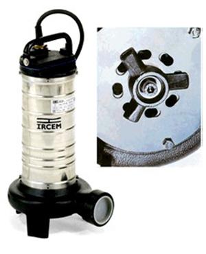 Pompa submersibila pentru ape reziduale - DTR 18M - Pompe submersibile-ape murdare