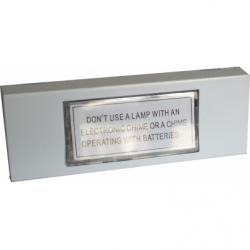 SONERII - Buton sonerie aplicat cu led - Sonerii electrice