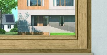 Roto AL Designo - Feronerie ascunsa pentru ferestre si usi de balcon estetice din aluminiu - Ferestre oscilante/oscilo-batante