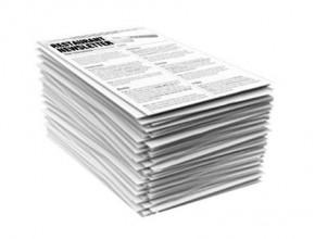 Print A4 alb-negru - Servicii de printare - COPYLINE