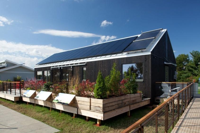 Care sunt diferențele dintre o clădire sustenabilă o clădire eficientă energetic și o clădire verde -