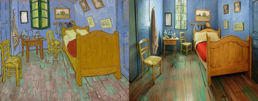 Cum ar fi sa locuiesti intr-o pictura? - Cum ar fi sa locuiesti intr-o pictura?