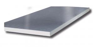 Panou sandwich tip ALP pentru canale rectangulare de aer - AB80-G80-45 - Panouri sandwich tip ALP pentru canale rectangulare de aer - STIFERITE