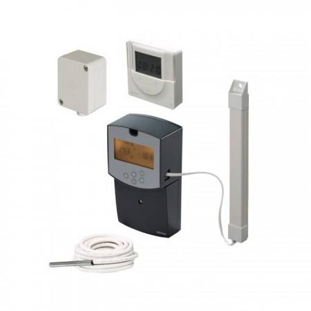 Unitate de comanda Uponor Smatrix Move PLUS - Controlul temperaturii interioare - Sisteme de comanda pentru alimentarea cu apa