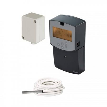 Unitate de comanda Uponor Smatrix Move - Controlul temperaturii interioare - Sisteme de comanda pentru alimentarea cu apa