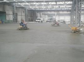 Pardoseli industriale din beton elicopterizat - Pardoseli industriale din beton elicopterizat