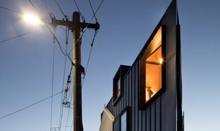 Casa Acute - Casa Acute demonstreaza ca se poate construi pe orice teren