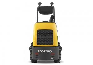 Compactot de sol Volvo SD25 - Compactoare Volvo de mici dimensiuni pentru sol