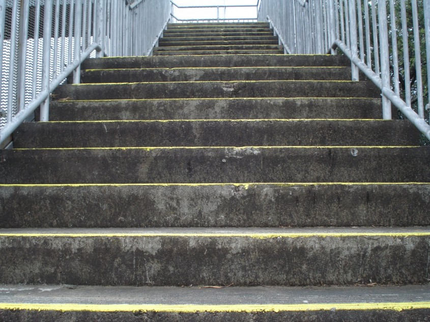 Idei pentru amenajarea treptelor exterioare - Idei pentru amenajarea treptelor exterioare