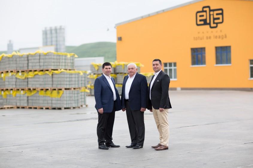 Elis Pavaje liderul pietei pavajelor din Romania aniverseaza 25 de ani de activitate - Elis Pavaje