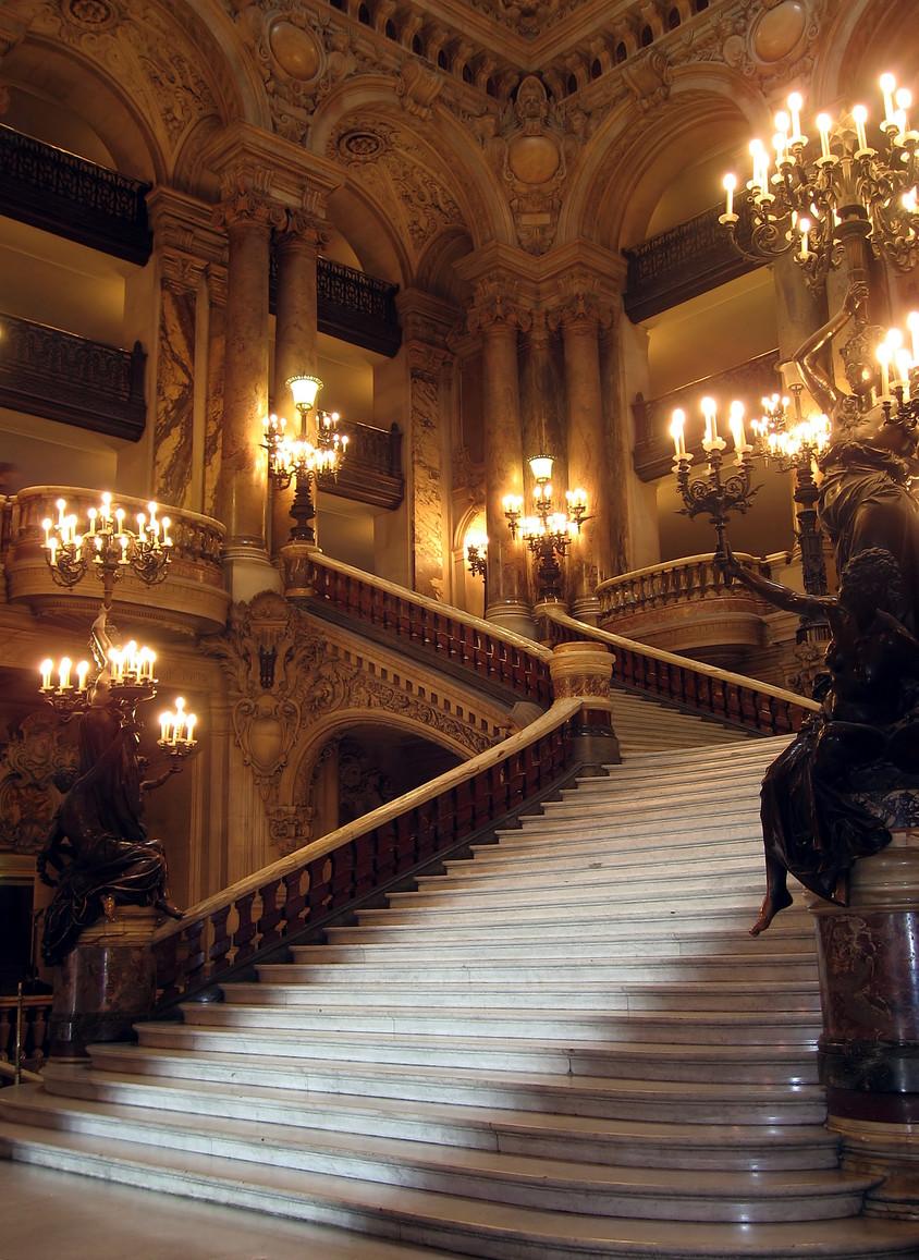 Cateva lucruri despre scari - Câteva lucruri despre scări