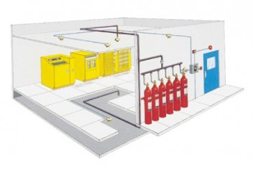 Instalatii de stingere incendii cu inergen - Instalatii de stingere incendii