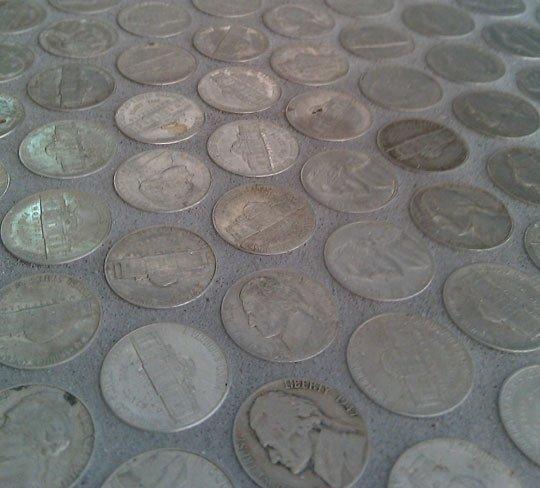 Banutii de mozaic - Banutii de mozaic