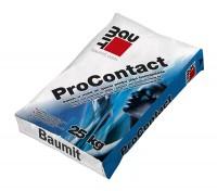 Adeziv si masa de spaclu pentru placi termoizolante - ProContact - Baumit Pro
