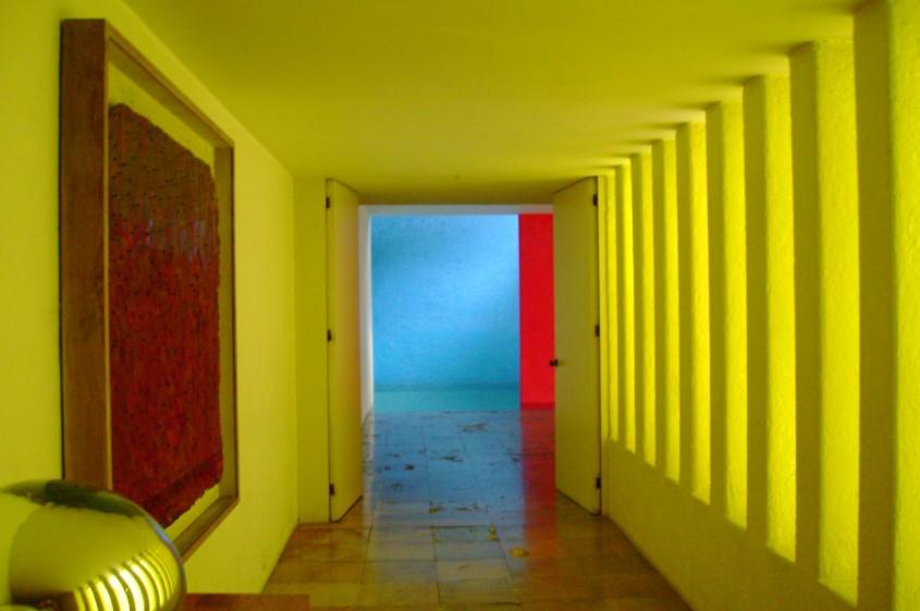 Casa Gilardi - 7 arhitecți cărora nu le-a fost frică de culoare