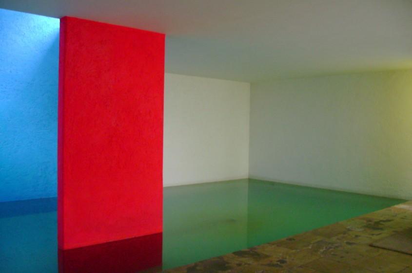 Casa Giraldi - 7 arhitecți cărora nu le-a fost frică de culoare