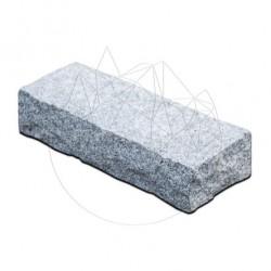 Bordura Granit Sare si Piper Natur 20 x 10 x  LL (min. 40-60cm) - Piatra cubica