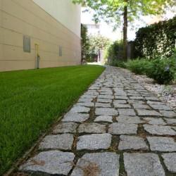 Piatra Cubica Granit Gri Sare si Piper Natur 10 x 10 x 10cm (1tona = 4-5mp) - Piatra cubica