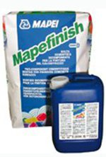 Mortar de finisare cu rezistente la trafic si abraziune - Mapefinish - Tratamente, protectii anticorozive