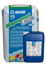 Mortar de reparatie si protectie a structurilor din beton din zone industriale - MAPEGROUT LM2K - Tratamente, protectii anticorozive