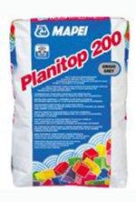 Mortar de finisare pentru interior si exterior - Planitop 200 - Tratamente, protectii anticorozive