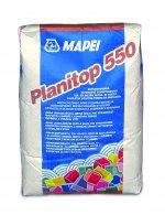 Mortar de finisare pentru interior si exterior - PLANITOP 550 - Tratamente, protectii anticorozive