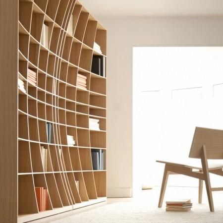 Modele diferite de biblioteci pe care le poți avea acasă - Modele diferite de biblioteci pe care le poți avea acasă