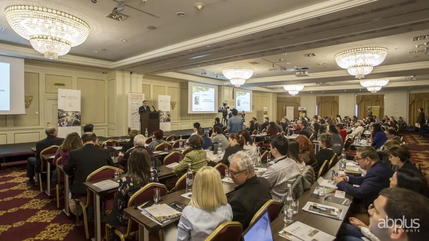 Deschiderea SHARE Bucuresti 2017 - Forumul SHARE a reunit timp de doua zile arhitecti internationali ingineri