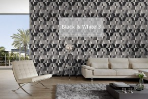 Tapet rezidential din vinil - colectia Black & White 3 - Tapet rezidential din vinil - colectia Design