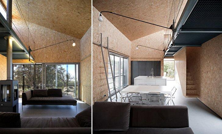 Casa prefabricata - Casa prefabricata - interior