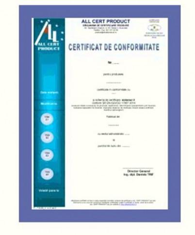 Certificare produse constructii domeniul voluntar - Certificare produse constructii domeniul voluntar