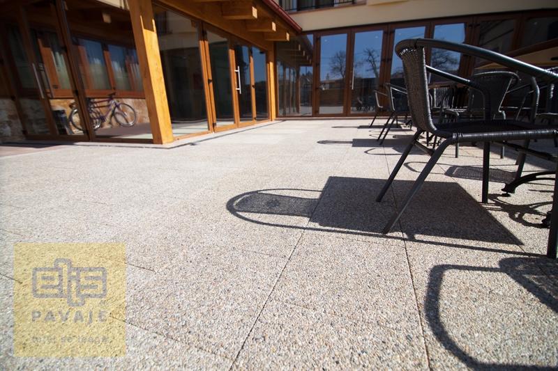 Dalele Mozaic - Dalele Mozaic - modernism si naturalete pentru curtea ta