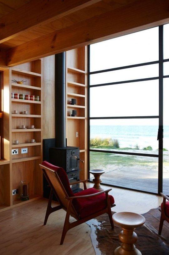O casa pe plaja un spatiu compact cu tot ce ai nevoie - O casa pe