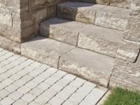 Element de treapta splitat - Produse ornamentale din beton