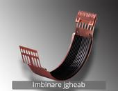 Imbinare jgheab - Componentele sistemului pluvial NOVATIK RONDA (Cupru):