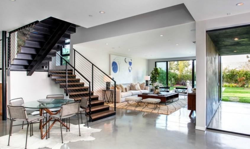 """Casa Preston - Celebra stampa """"Marele Val"""", sursa de inspiratie pentru design-ul unei locuinte spectaculoase"""