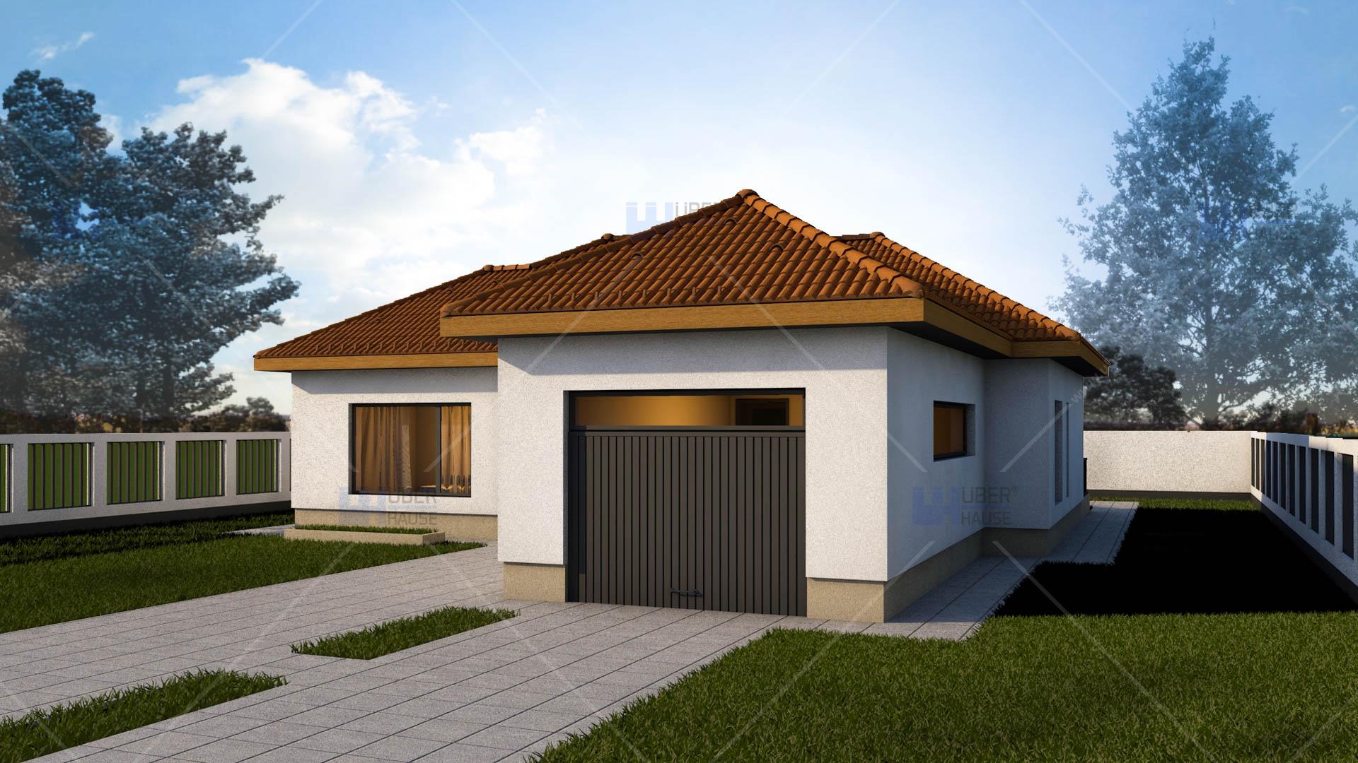 Proiecte case de vacanta uberhause for Proiecte case parter