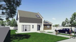 Proiect casa de vacanta Samira - Proiecte de case de vacanta