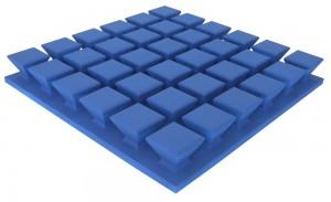 Panou acustic de difuzie CubeFuser - Panouri acustice de difuzie