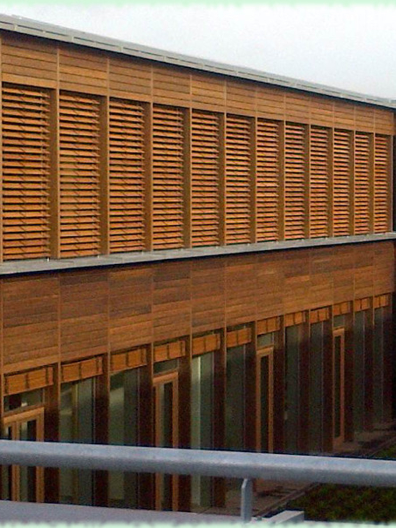 AGC – Louvain-La-Neuve - Belgique - Proiecte de referinta