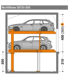 MultiBase 2072i 205 - MultiBase 2072i