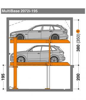 MultiBase 2072i 195 - MultiBase 2072i