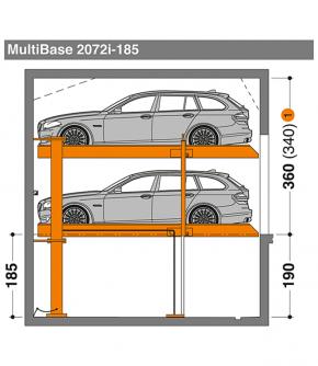 MultiBase 2072i 185 - MultiBase 2072i