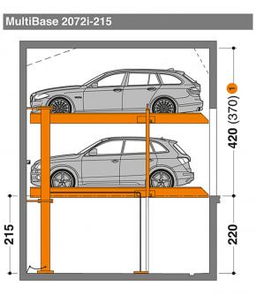 MultiBase 2072i 215 - MultiBase 2072i