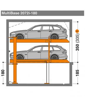 MultiBase 2072i 180 - MultiBase 2072i